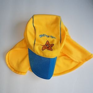 Water pals Sun Cap Starfish Kids Side Flaps